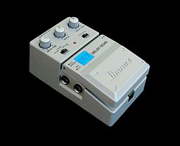 The best guitar effects - Delay Pedal