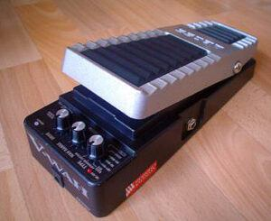 The best guitar effects - wah wah pedal
