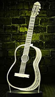 Unique-Gifts-For-Guitar-Players-Guitar-Lamp