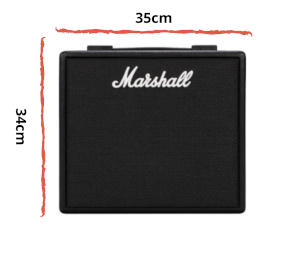 Marshall-Code-25-Dimensions