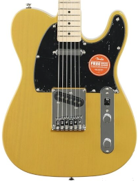 Squier-Affinity-Telecaster-Review-Pickups