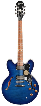 Epiphone-Dot-Review-Front