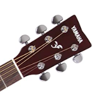 Yamaha-FX370C-Review-Headstock