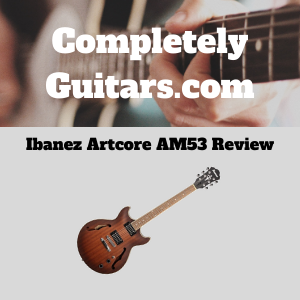 Ibanez-Artcore-AM53-Review